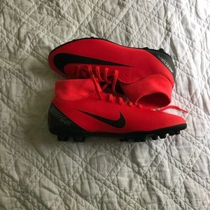 Nike Mercurial Superfly Soccer Cleats Size 10